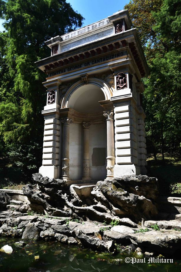 1869-fountain cantacuzino