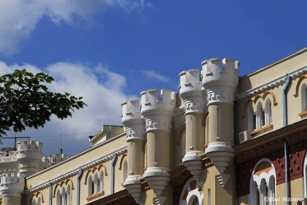 architectural ornaments - watchtower