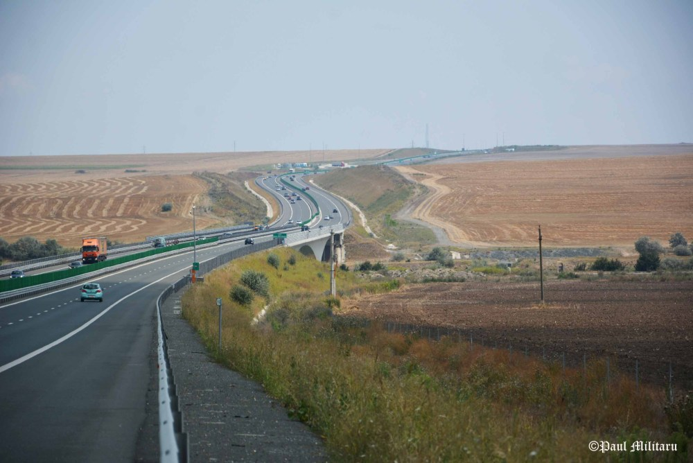 highway to Constanta