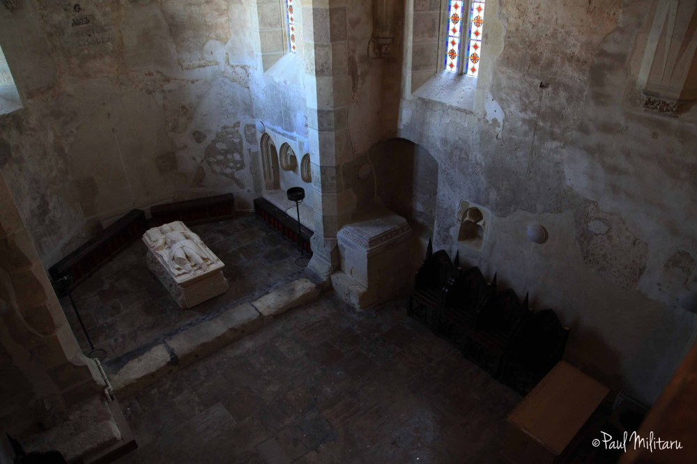 the tomb of a king