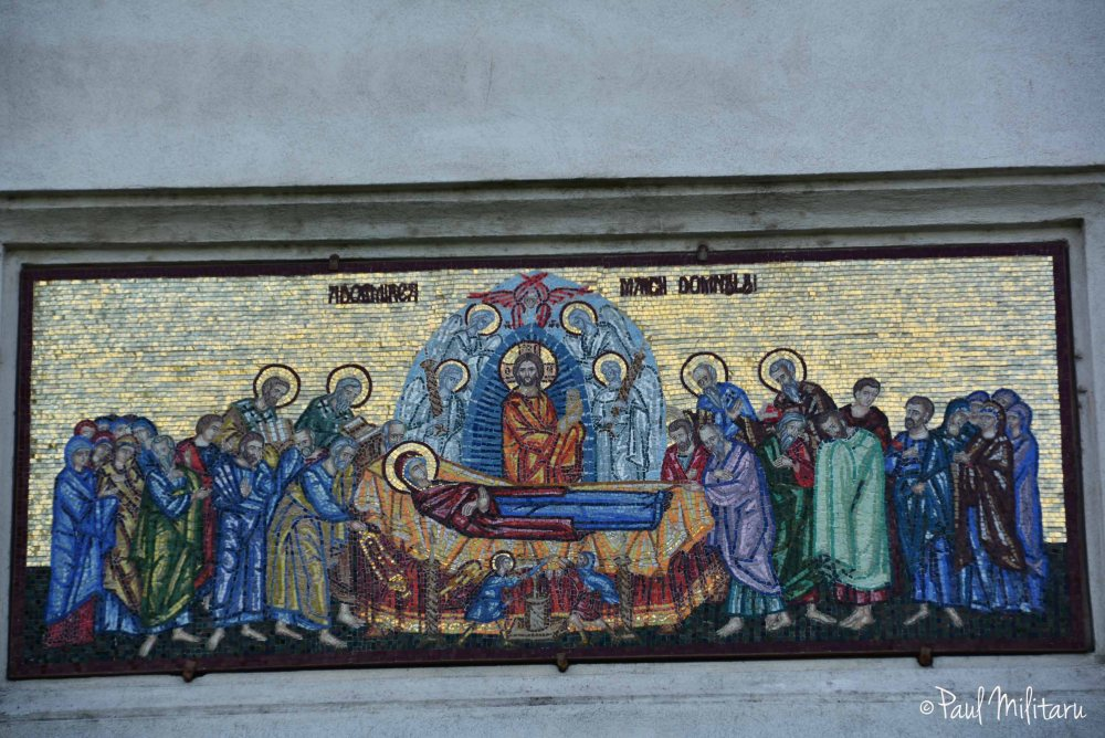 mosaic on biblical themes