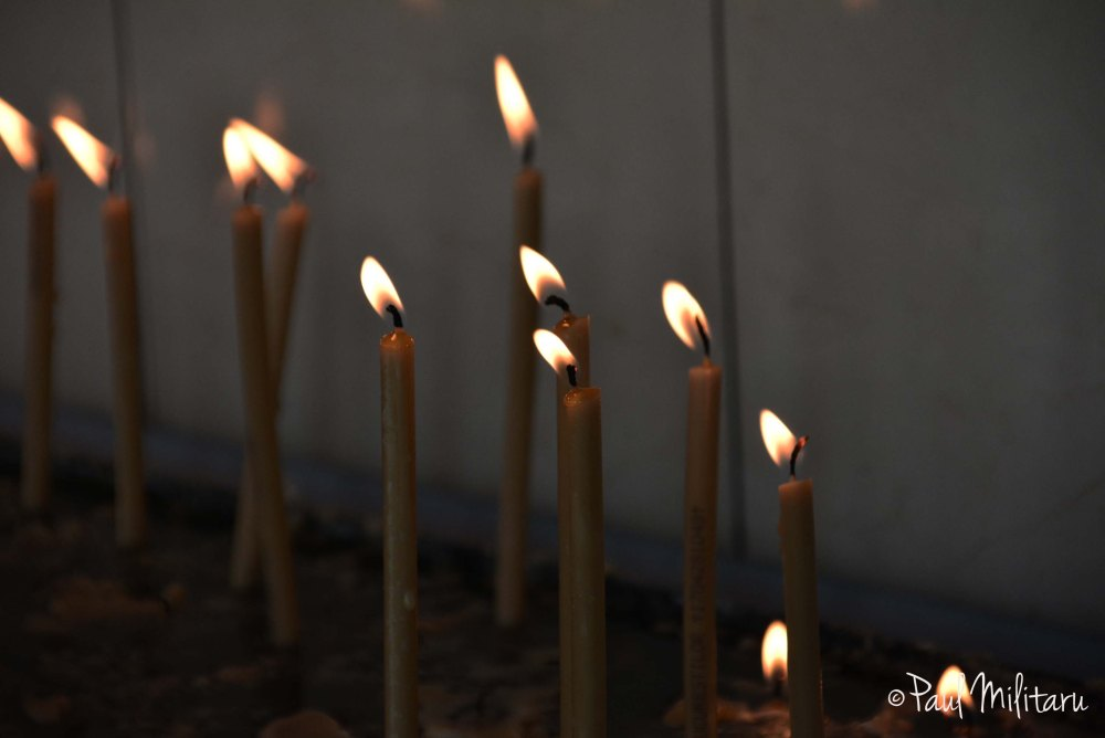 candles in...memoriam