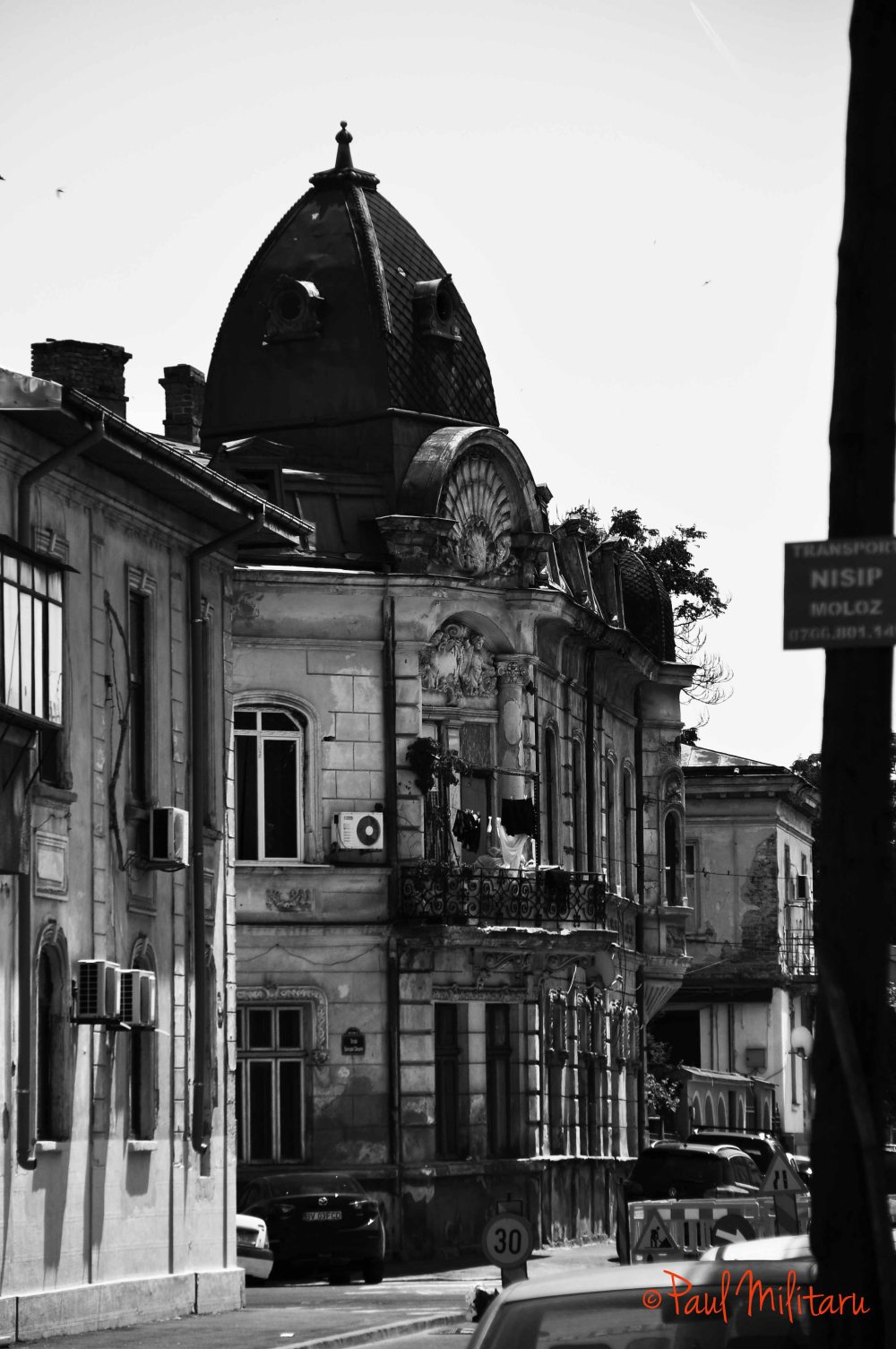old architecture