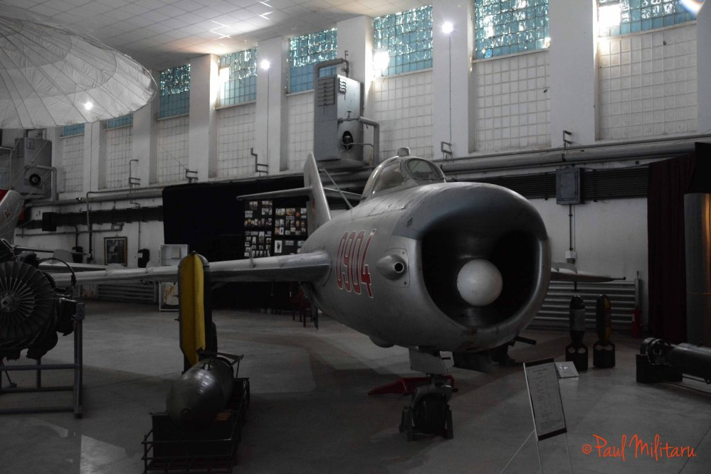 old military aircraft