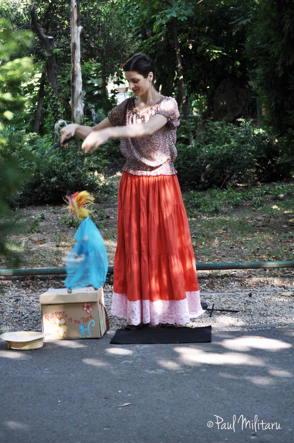 she and the dancing doll