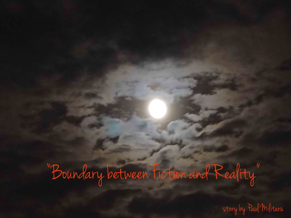 Boundary between Fiction and Reality