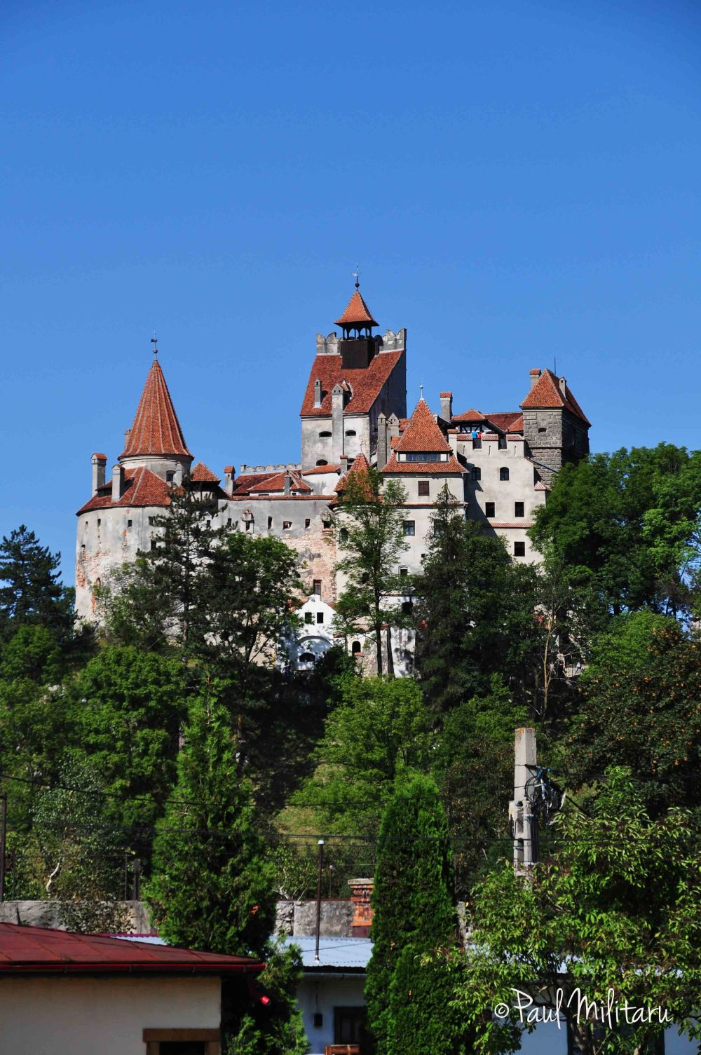 Bran (Vlad the Impaler) castle
