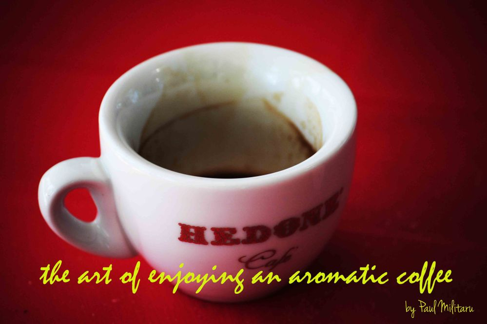 the art of enjoying an aromatic coffee 2
