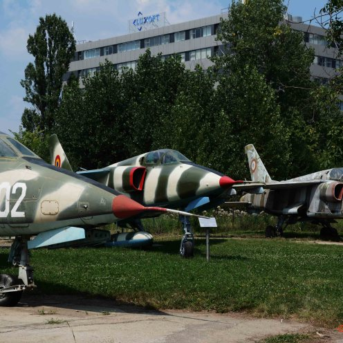 romanian aviation museum 5