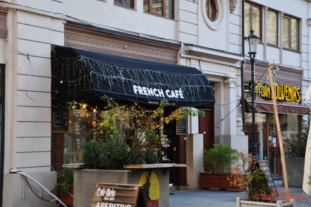 french cafe - let's go inside...