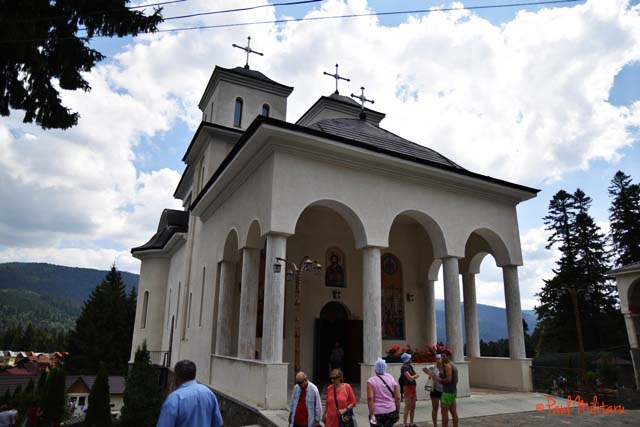 caraiman church