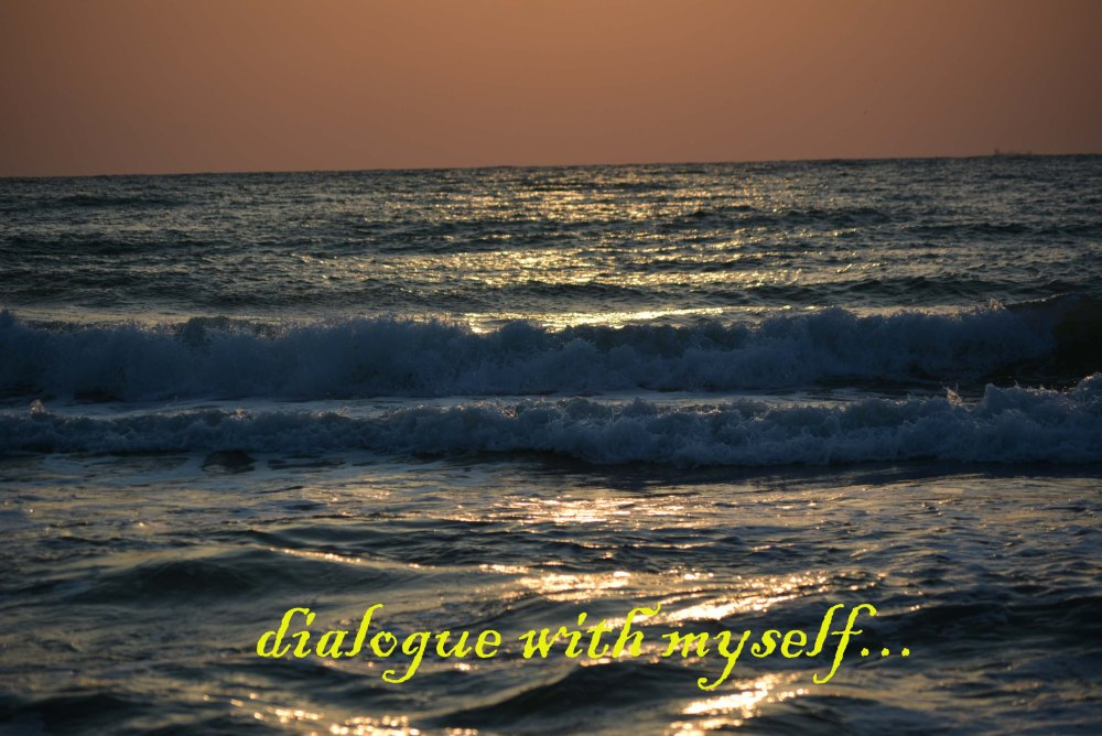 dialogue with myself 1