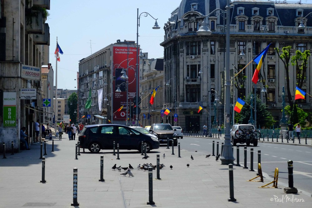 May, 1st in Bucharest