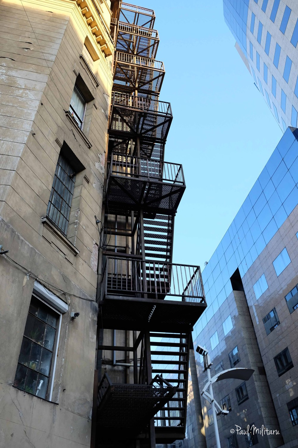 escape staircase