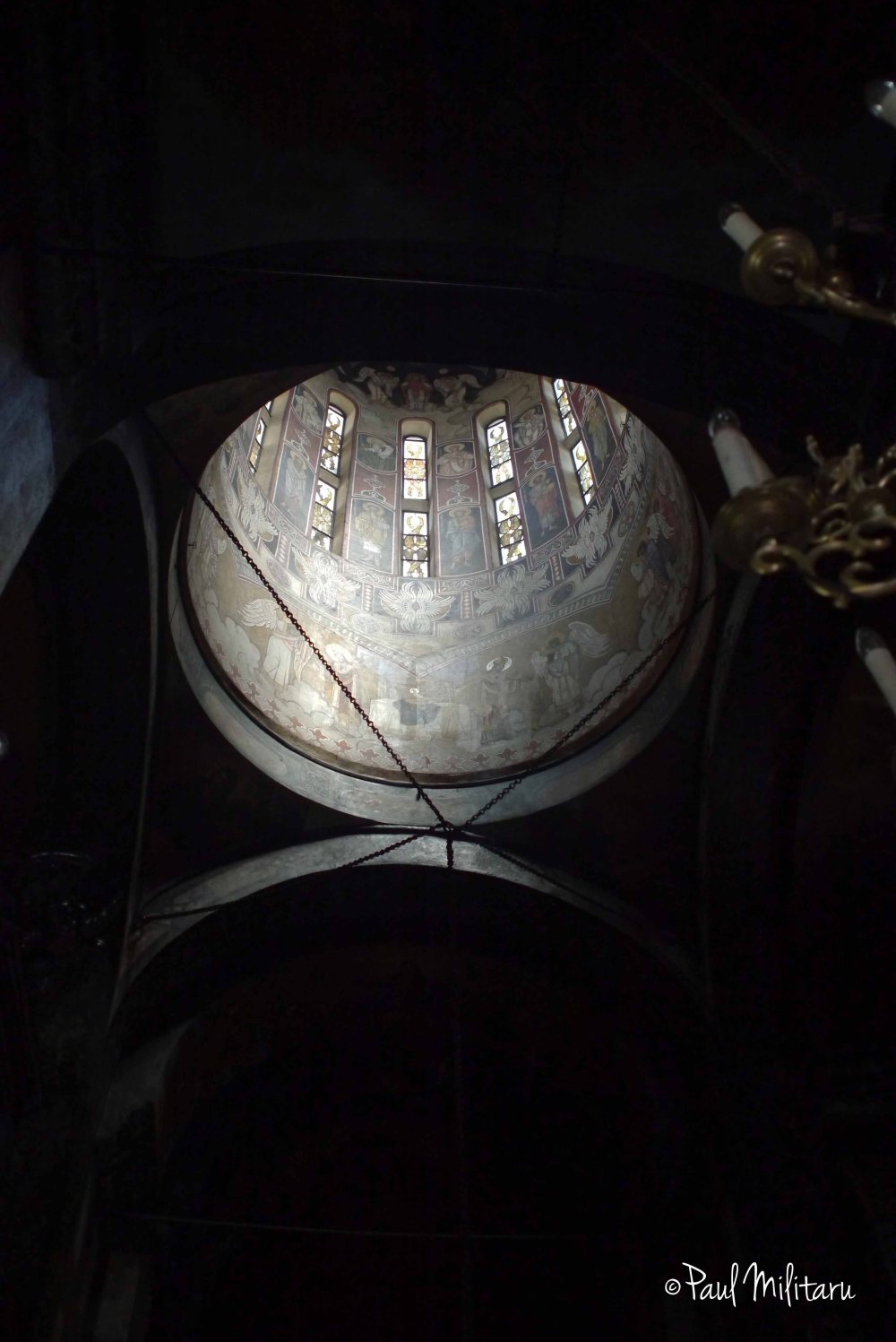 painted dome
