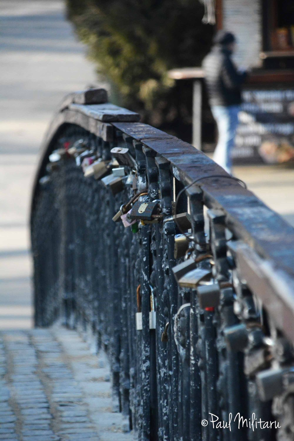 the locks of eternal love