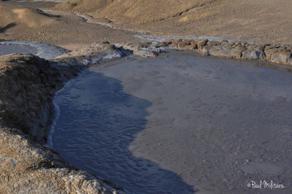 mud volcanoes - shadow or ghost of the past