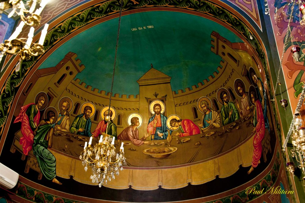 the lord's supper - bazilescu church