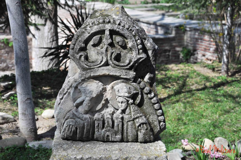 artifact from the Radu Voda Monastery