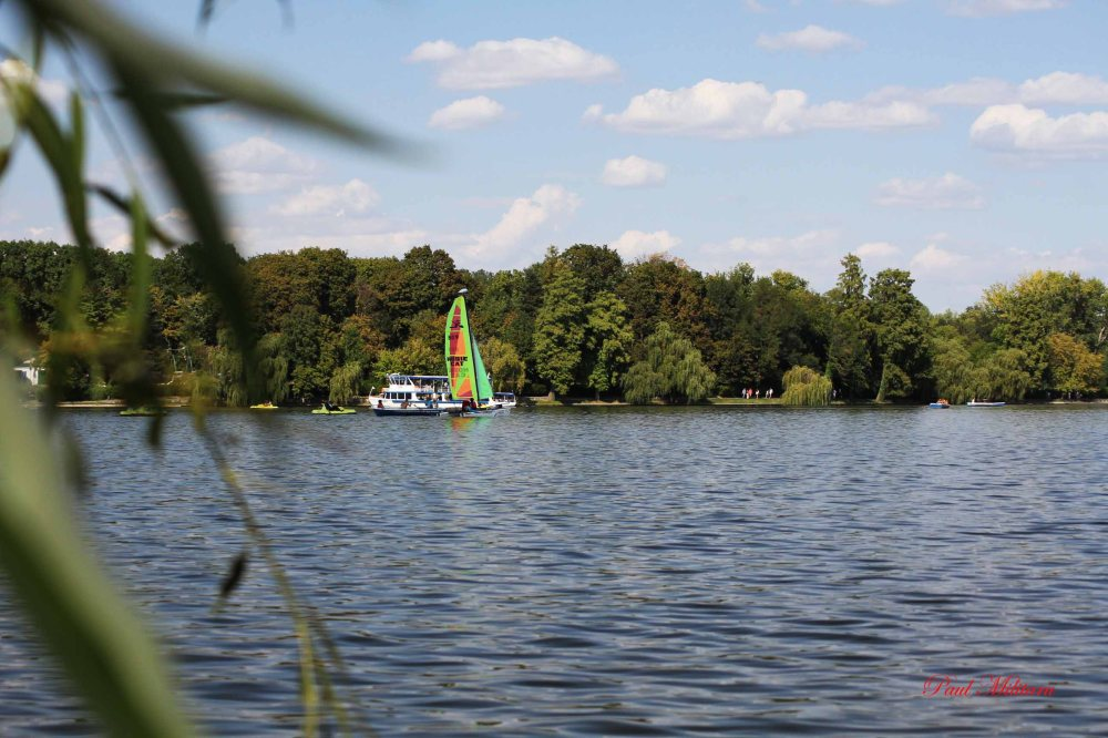 herastrau lake