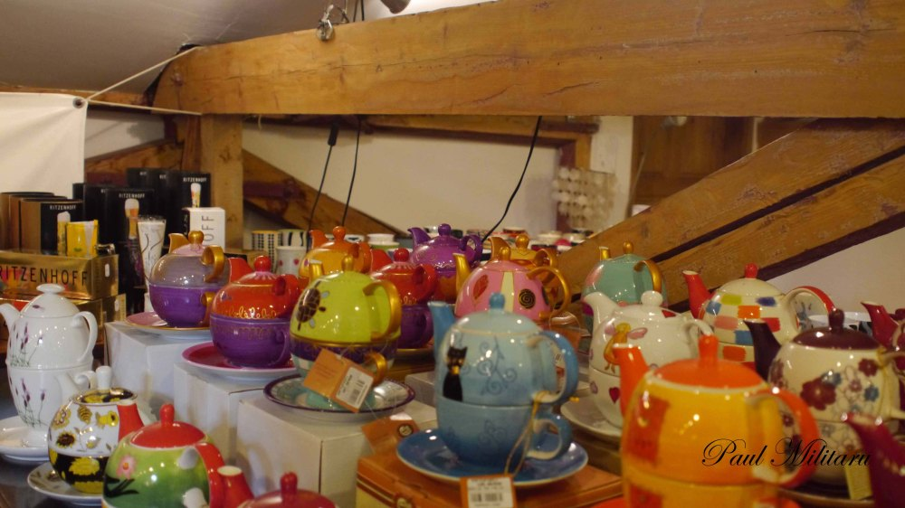 kettles in store