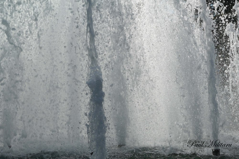 water curtain