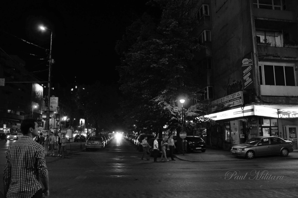street photography by night