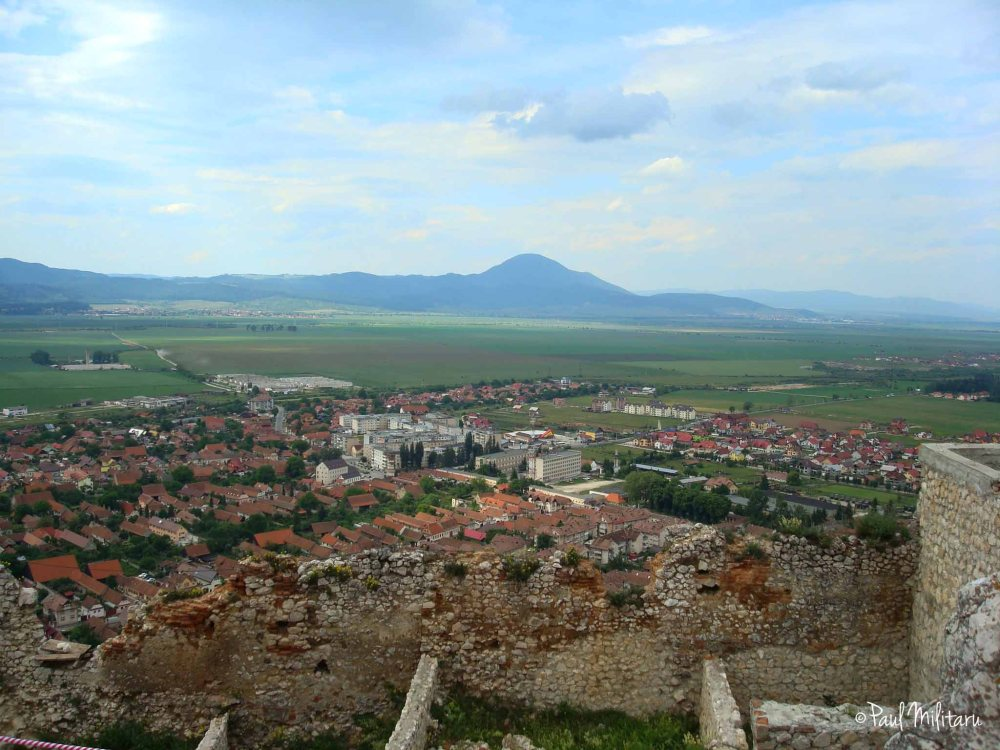 new and old - Rucar-Bran Brasov county