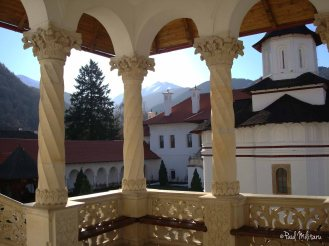 Brancoveanu Monastery from Sambata de sus in Brasov County ( 1696-1707) 2